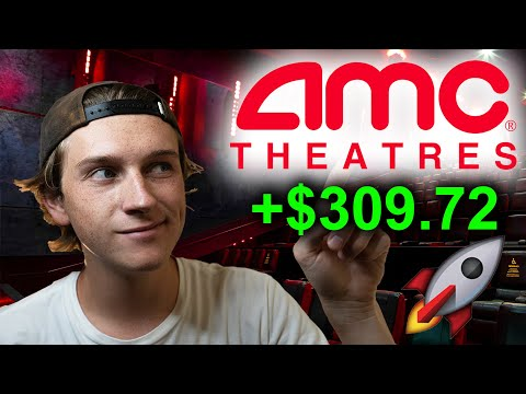 AMC Stock Is About To TAKE OFF With This NEWS!