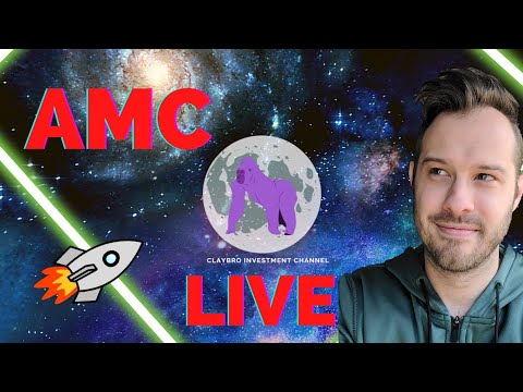 [LIVE] AMC Stock Q&A and Diagnosis Tuesday!