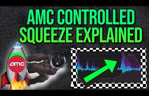 🚀 AMC STOCK CONTROLLED SHORT SQUEEZE THIS WEEK!? KNOW THIS!!