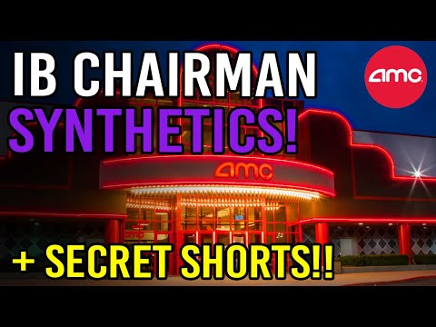 IB CHAIRMAN EXPOSES SYNTHETIC SHARES 🔥 – AMC Stock Short Squeeze Update