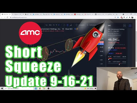 AMC Immediate Squeeze 9-16-21 | What Took divulge This day?