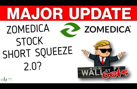 Zomedica Stock – The NEW SHORT SQUEEZE STOCK TO BUY?