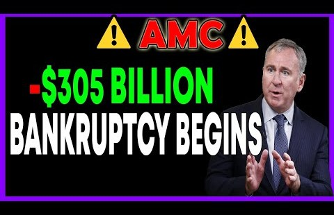 AMC Stock | BANKRUPTCY BEGINS! – $305 BILLION DOLLARS LOST (CITADEL DOWN) MOASS Short Squeeze Substitute