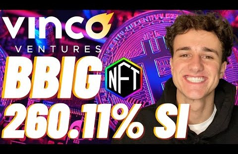 DOES BBIG HAVE 260.11%  SHORT INTEREST!?  BBIG ARMY WE MUST TALK RIGHT NOW