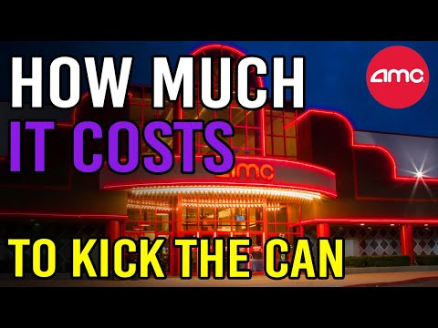 HOW MUCH IT COSTS THE HEDGIES TO KICK THE CAN 🔥 – AMC Stock Short Squeeze Replace