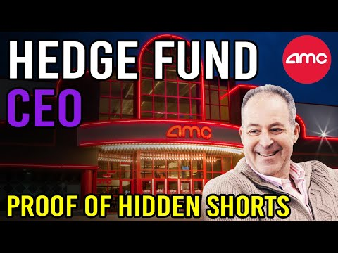 HEDGE FUND CEO EXPOSES HIDDEN SHORTS!! 🔥 – AMC Stock Fast Squeeze Update