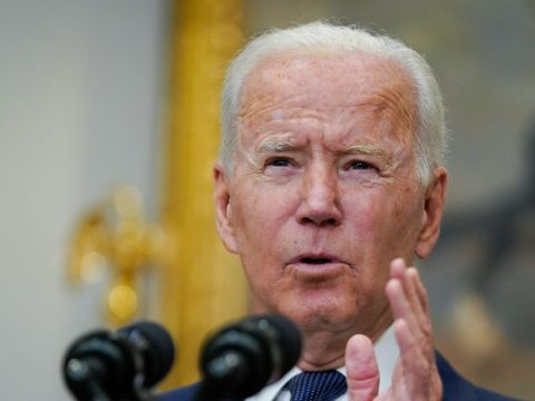 Biden promises further actions to curb delta variant