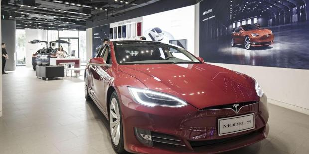 Tesla Loses China Fraud Case in Latest Setback in Key Market