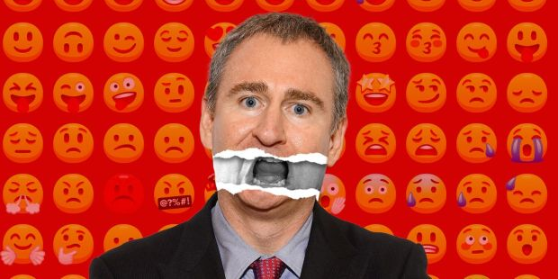 Wall Street's Ken Griffin fires back at those making #KenGriffinLied a trending topic on social media — and Reddit rejoices