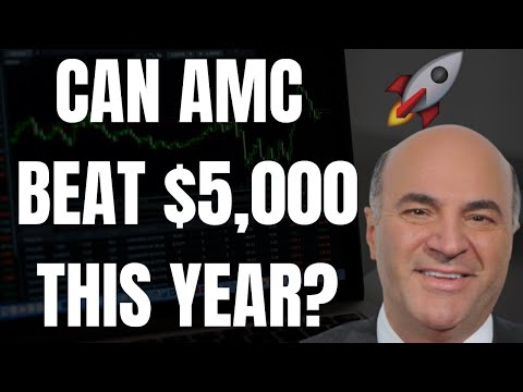 🔥 CAN AMC STOCK SQUEEZE PAST $5,000 THIS YEAR? 🚀