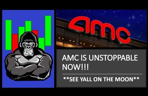 AMC STOCK: THERES NO STOPPING THE AMC SQUEEZE NOW!! HOLY S***