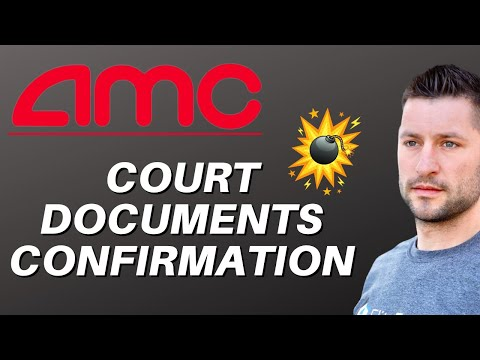 AMC STOCK – THE OFFICIAL CONFIRMATION IS HERE! THIS CHANGES EVERYTHING