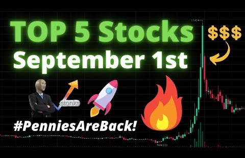 TOP 5 Penny Shares To Maintain This Week! + Immediate SQUEEZE Performs | Entries, Prognosis & Forecasts