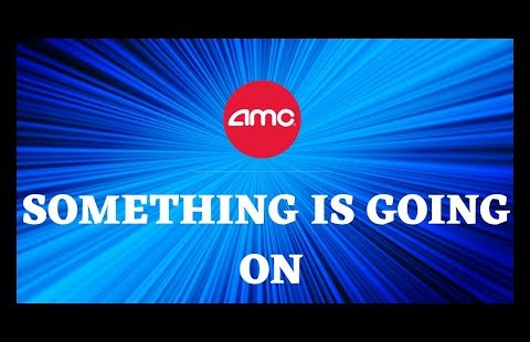 AMC STOCK | SOMETHING IS GOING ON