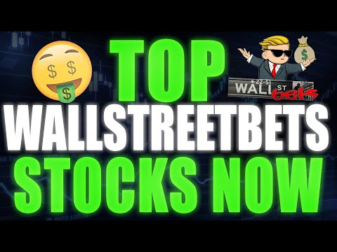 High WallStreetBets Stocks Comely Now