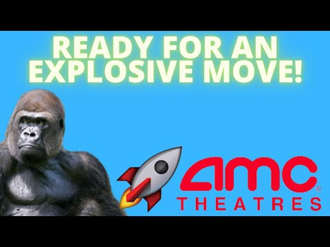 AMC STOCK: READY FOR AN EXPLOSIVE MOVE UP –  DEFAULT CRISIS AVERTED? – (Amc Inventory Analysis)