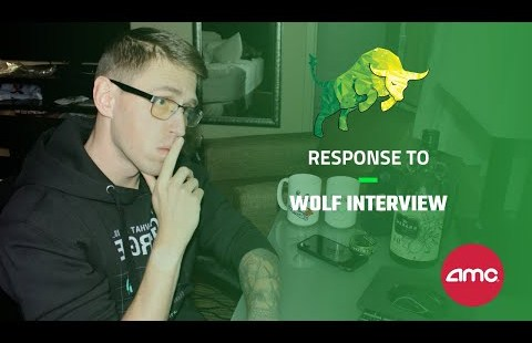 Response to Wolf Interview Pt. 1