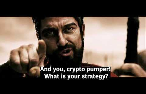 """300 GME Meme """"What Is Your Approach"""" 