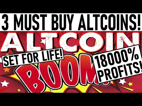 +18000% PROFIT ALTCOIN PICKS! PARABOLIC GEM PICK READY TO BOOM! ONE COIN, YOU MUST LOAD YOUR BAGS!
