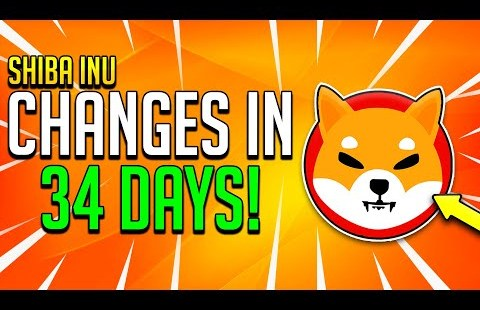 SHIBA INU COIN FINALLY CHANGES FOREVER IN 34 DAYS! YOU NEED TO SEE THIS!
