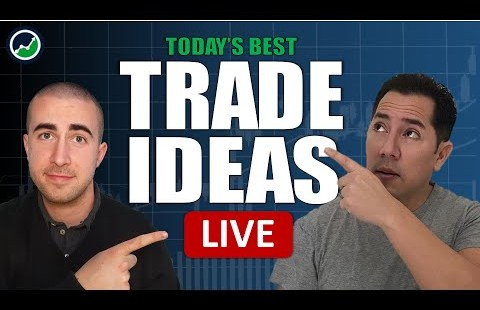 Stay Swap Concepts: WallStreetBets vs The Shorts – Setups in RKT, CLOV, TLRY, RIDE, CLF.. (WPP Ep. 90)