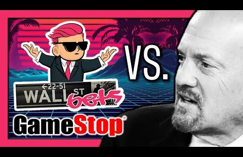 🧐 GME Stock Quick Squeeze – Jim Cramer Confesses It be Now not True WSB vs Hedge Funds   Who REALLY Wins?