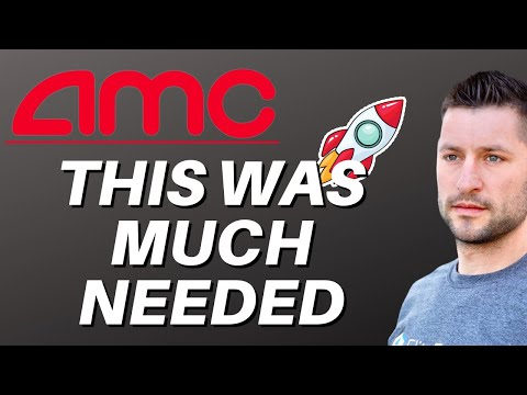 AMC STOCK UPDATE AND THE PLAY THAT ABSOLUTELY CRUSHED IT TODAY