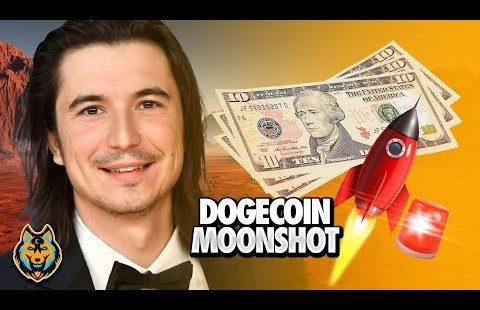 """Robinhood Acknowledged: Dogecoin Will MOONSHOT In October, $10 Incoming"""""""