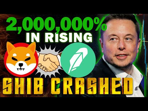 Shiba Inu Coin To Crashed 300 Trillion SHIB Token and may maybe maybe maybe maybe hit $1.0 in 2021!!