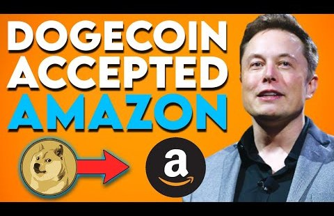 ELON MUSK'S DOGECOIN WILL BE ACCEPTED ON AMAZON ✅