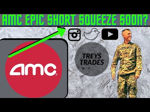 AMC WILL HAVE A FILTHY SHORT SQUEEZE! (THE NEXT GAMESTOP SQUEEZE?) // AMC Stock Currently!