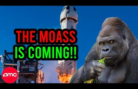 AMC STOCK: THE MOASS IS COMING!!