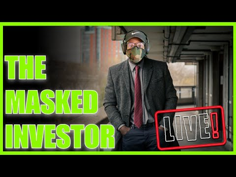 🚀TMI LIVE🚀| MID-DAY STREAM with THE MASKED INVESTOR