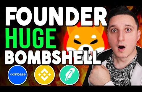 SHIBA INU COIN HOLDERS: THIS IS BIG ! MASSIVE SHIBA INU FOUNDER ANNOUNCMENT ! GET READY !
