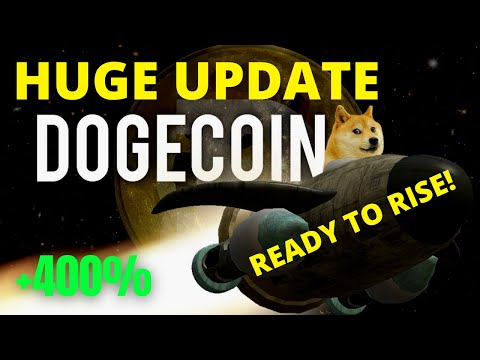 🔥 NEW DOGECOIN UPDATE! DOGECOIN GOING TO .30 CENTS! *PREDICTION & NEWS*