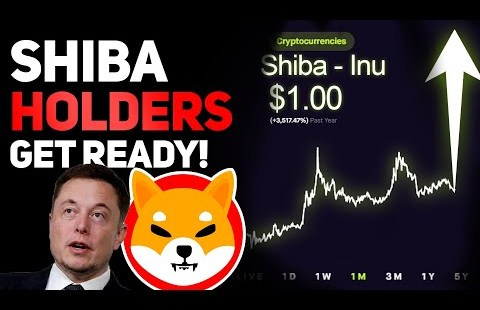 SHIBA INU HOLDERS SHOULD GET READY FOR THIS MOVE! (SHIBA INU PRICE PREDICTION!)