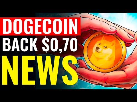 Dogecoin Rising Support To ($0.70!) ALL TIME HIGHS! NEW DATA! | DOGECOIN NEWS