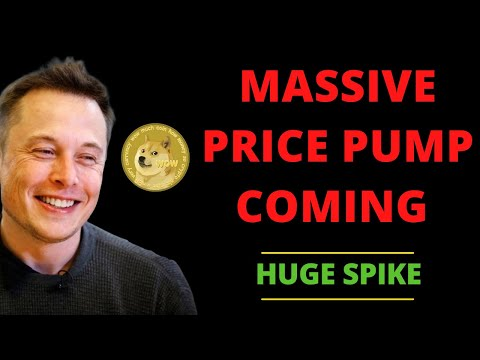 DOGECOIN MASSIVE PUMP COMING AFTER THIS UNEXPECTED NEWS! (HUGE UPDATE) | DOGECOIN NEWS