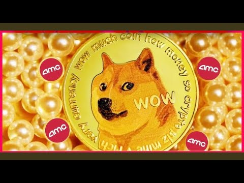 😳Breaking AMC OFFICIALLY ACCEPTS DOGECOIN!!!!