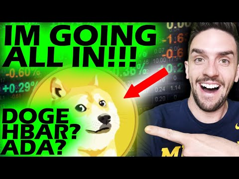 BEFORE DOGECOIN DOES THIS IM GOING ALL IN….. #DOGECOIN #DOGE