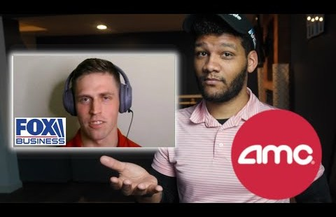 Reacting To Treys Trades' Fox Replace Interview About AMC Inventory