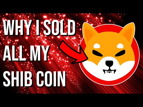 WHY I SOLD MY ALL MY SHIB COIN – Shiba Inu Technical Analysis sixth October 2021
