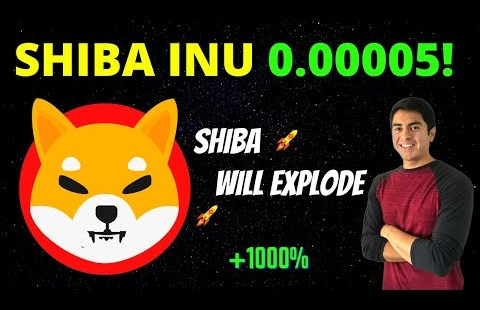 🔥 SHIBA INU TO 0.00005 NOW! WHY SHIBA INU COIN IS ABOUT TO EXPLODE! *URGENT UPDATE*