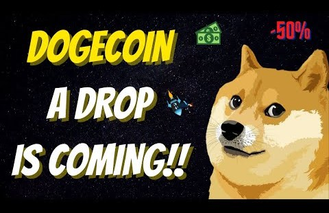🔥 NEW DOGECOIN UPDATE! DOGECOIN BAD SIGNS! *A DROP IS COMING*