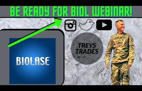 WHAT TO KNOW ABOUT BIOL STOCK FOR THURSDAY! // BIOL Stock Update (Technical Analysis)