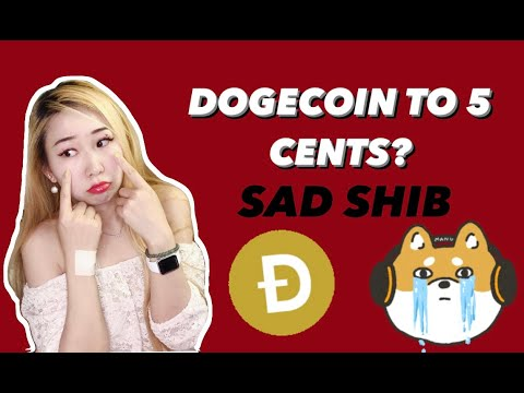 🚨DOGECOIN DROPPING 30% IS THIS IT?   2.8 MILLION DOGE