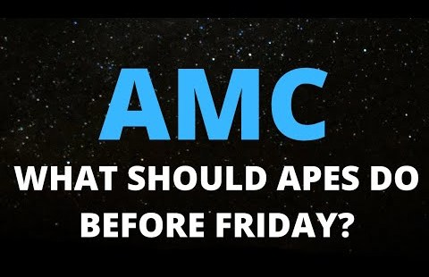 AMC STOCK SHOULD APES PROTECT THEMSELVES