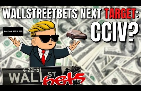 IS CCIV STOCK THE NEXT TARGET FOR WALLSTREETBETS? NEW CCIV REDDIT POST!