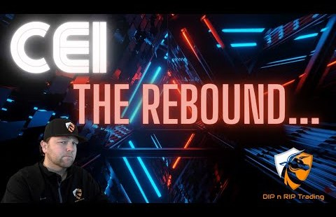 [CEI] – REBOUNDING?!? BE ON THE LOOK OUT! || SHORT SQUEEZE || ORTEX DATA || TECHNICAL ANALYSIS