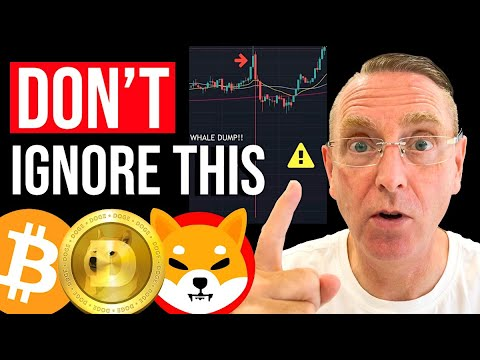 DON'T IGNORE THIS!! YOU HAVE BEEN WARNED!! LATEST NEWS, PRICE PREDICTIONS, & ANALYSIS  #SHIB #DOGE